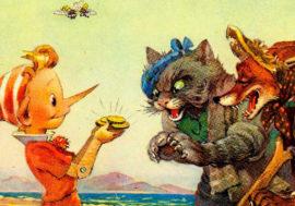Лисе Алисе и коту Базилио понадобится лицензия ЦБ РФ