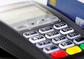 Терминал по оплате картами: Сбербанк