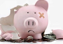 Что мешает копить деньги?